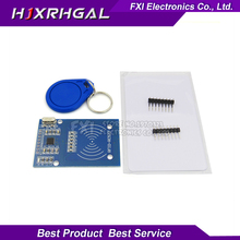 2PCS MFRC 522 RC 522 Module S50 RC522 Wireless IC RFID Fudan
