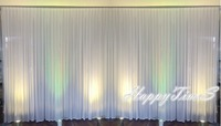 Wedding Backdrop With Stand Luxury Backdrop Curtain Set For Party Background Decoration Simple Backdrop Idears