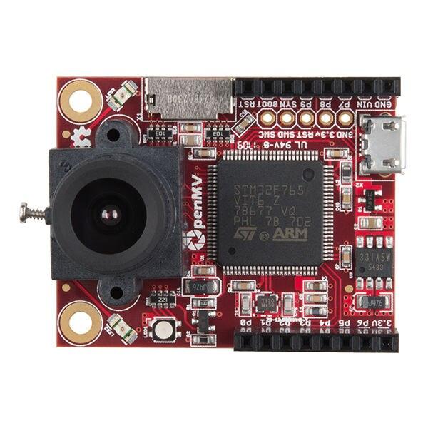 OpenMV3 Cam M7 Camera stm32f765vit6 2M flash van openmv cam voor Kleur/Marker/Eye Tracking Gezicht Detectie - 4