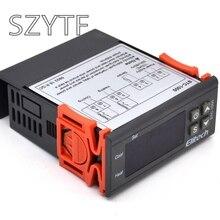 STC-1000 Температура контроллер STC 1000 термостат Аквариум NTC Сенсор 220V