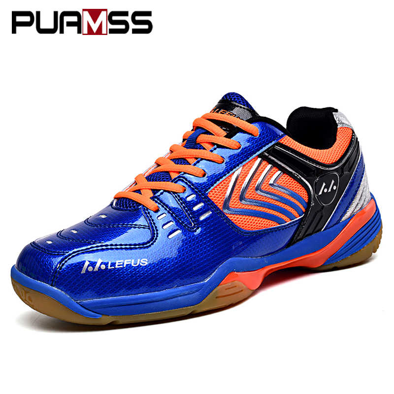 Badminton Shoes 2019 New Men Professional Badminton Shoes Sneakers Couples Badminton Sneaker Indoor Sport Tennis