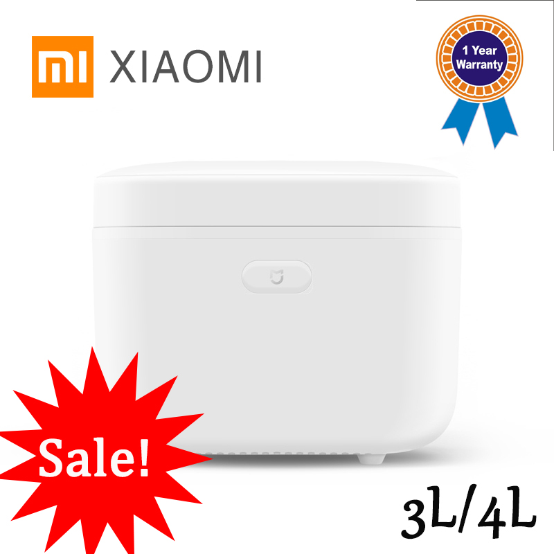 Xiaomi IH Electric Rice Cooker 3L 4L Alloy cast iron Heating pressure cooker multicooker kitchen appliances 3000knids APP WiFi