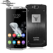 Oukitel K10000 4G LTE FDD Teléfono Móvil 5.5 pulgadas 2 GB 16 GB 10000 mAh Smartphone Quad Core Android 5.1 13MP Piruleta Grande capacidad
