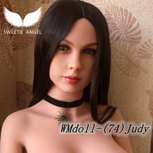 ORAL sex doll HEAD WMdoll head No74 Judy only head sex toy For Man