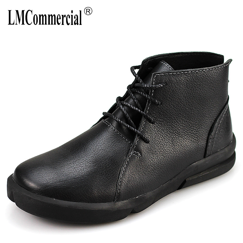 autumn winter British retro Genuine leather high top shoes men all-match cowhide casual boots men military boots chelsea boots men leather boots sleeve retro martin chelsea boots men s casual shoes are all match round high for england