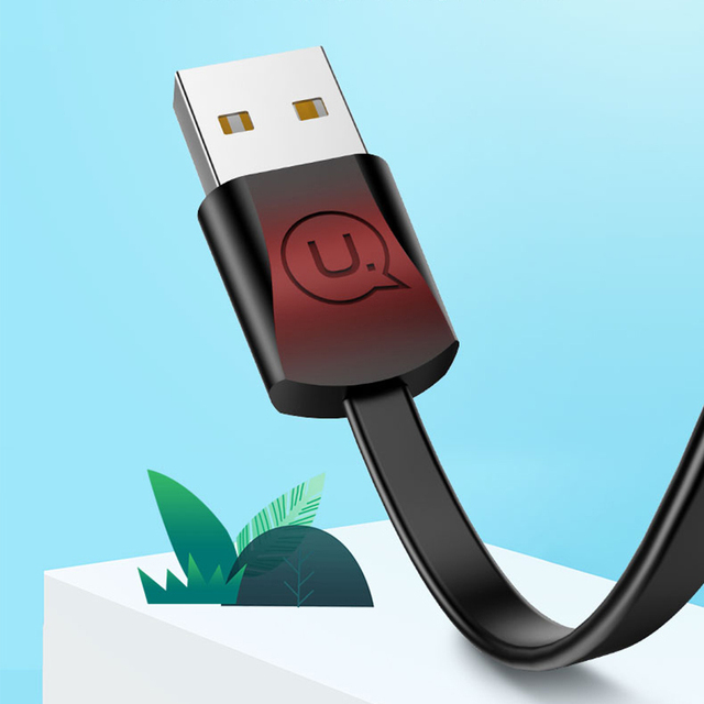 Reversible Flexible Phone Cable