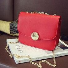 Sommer Mode Lässig rot schwarz Farben Handtaschen kette Umhängetasche Frauen Grid Messenger Bags Mini Handytasche Tag Clutches Brieftaschen