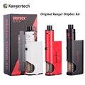 Original kang Dripbox + Starter Kit Alimentador Inferior 60 w Reemplazable Kangertech Dripbox + 7 ml con Subdrip y Dripmod Dripcoil
