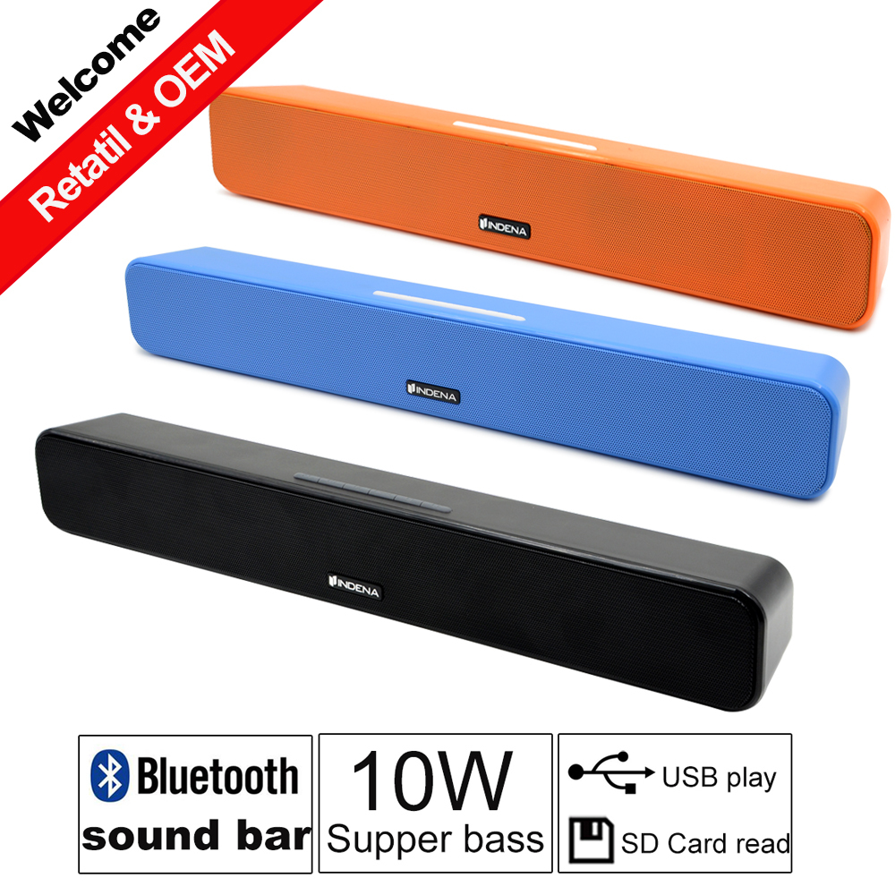 Besteye G807p Wireless Bluetooth Sound Bar Speaker Hifi Ir Remote Stereo Home Theatre For Iphone Samsung Tv Pc Mp3 In Portable Speakers From