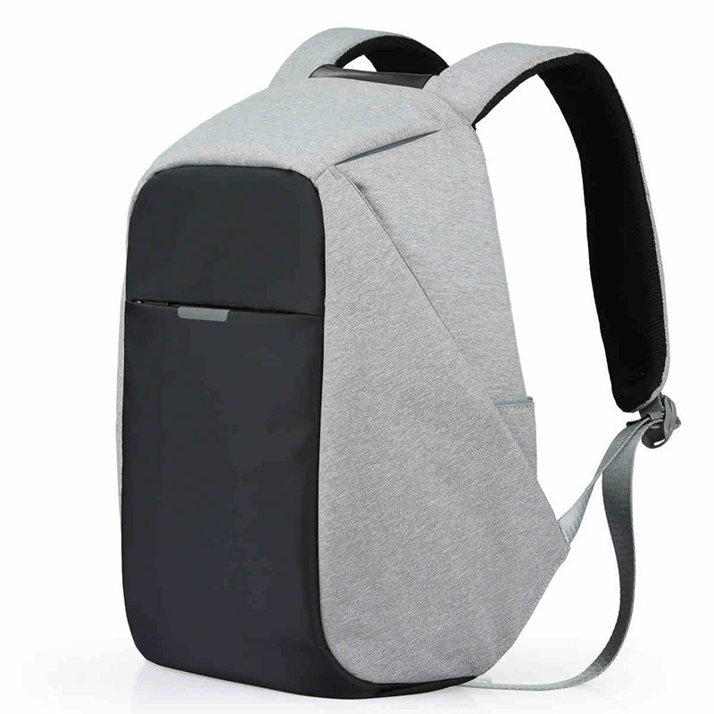 Anti Theft Backpack Travel Bags With Usb Charger Cut Proof