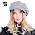 Super warm High Quality Fashion Artist Wool Women Beret Hat For Women Cap Female Cap Casual Dome Bare Chapeu Feminino Boina