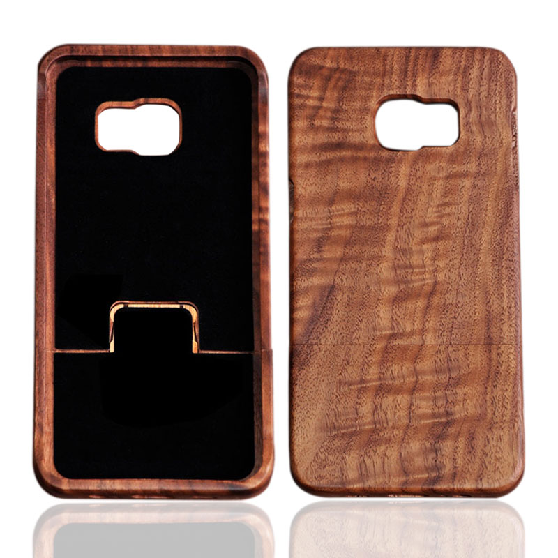 huge discount 2dac6 f6e84 US $8.96 |For Samsung Galaxy S6 edge plus case Real Natural fundas Wooden  Wood Case Coque Cover For Samsung S6 edge plus phone cases on  Aliexpress.com ...