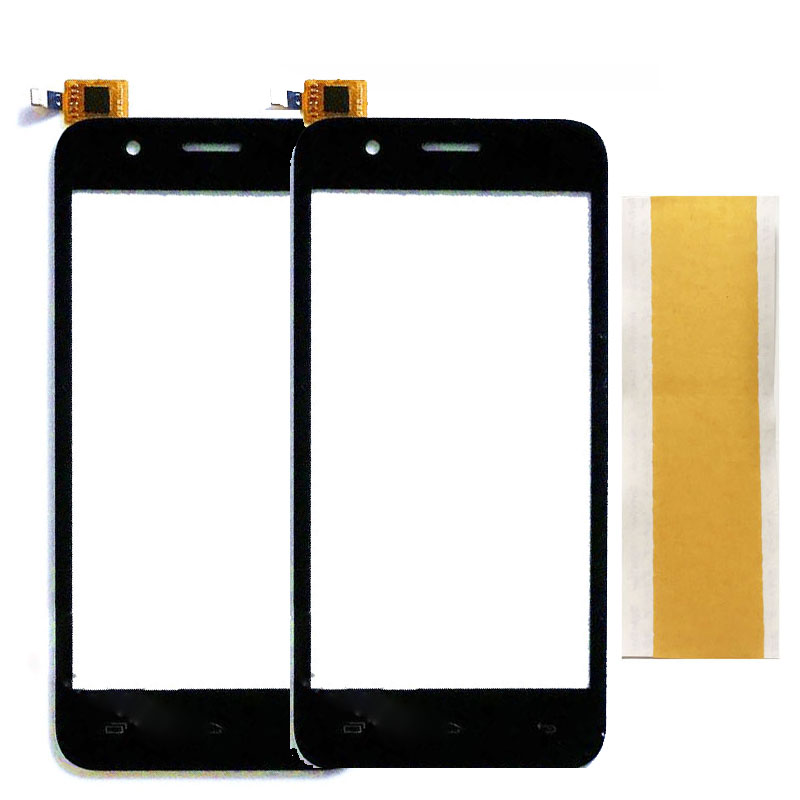 Mobile phone touch panel For Micromax Bolt Q346 touch screen digitizer front glass touchscreen replacement sensor