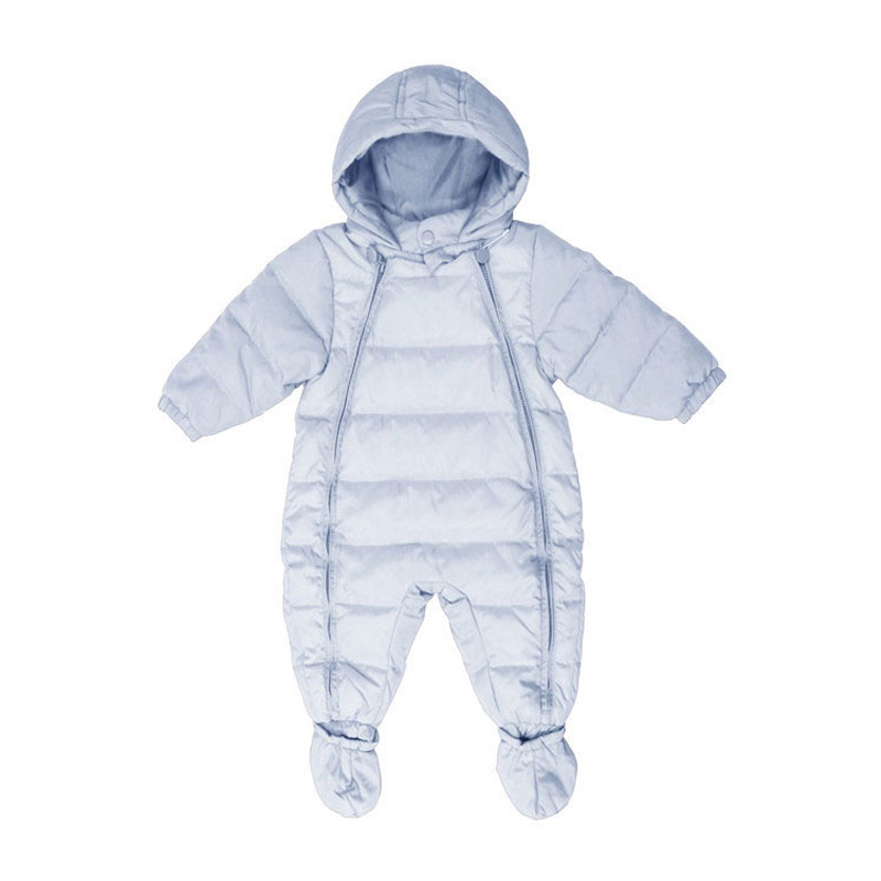 Snowsuit for Newborns Baby Boy Girl Warm Winter Down Coats Outerwear Sport Infant Baby Clothes Hooded Jackets 90% Duck Feather baby down hooded jackets for newborns girl boy snowsuit warm overalls outerwear infant kids winter rompers clothing jumpsuit set