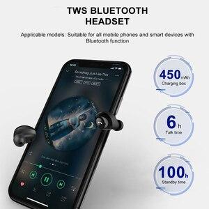 Image 3 - Earphones for Huawei P30 P30 Pro P20 Lite Mate 20 10 P10 Plus P9 P8 Lite 2017 P Smart TWS Bluetooth Headphones Wireless Earbuds