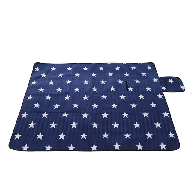 Sew Crane Multi Functional Picnic Blanket Outdoor Camping Rug Beach Mat Travel Play