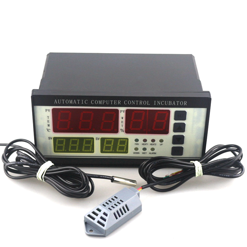 Heat Sensor Automatic Temperature Control