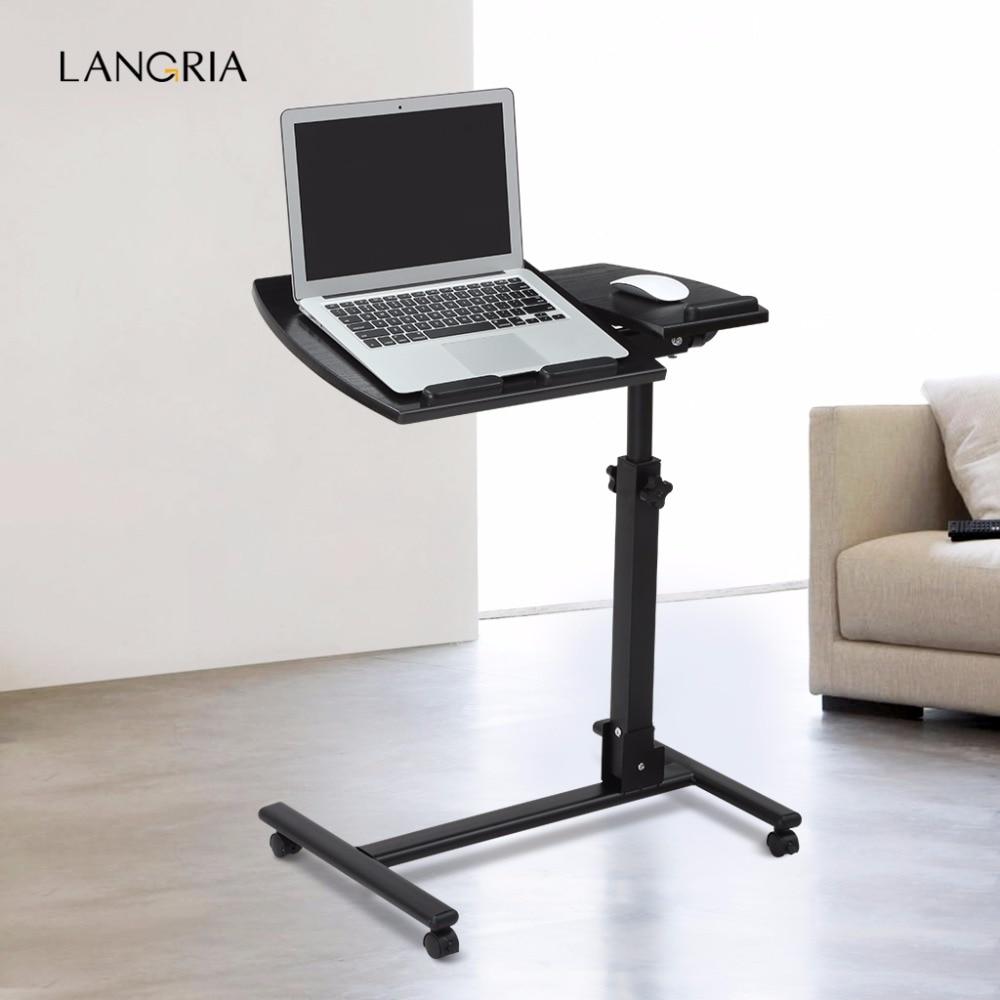 Computer beistelltisch kaufen billigcomputer beistelltisch for Beistelltisch laptop