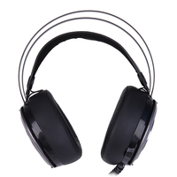 Professional 3.5mm PC Stereo Gaming Headset Bass Headphones With Noise Isolation and LED Light EarphoneFor Laptops L3FE
