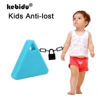 Kebidu Mini Wireless Bluetooth 4.0 Smart Tracker Kid Child Finder Bag portafoglio chiave Pet Dog localizzatore allarme portachiavi anti-perso