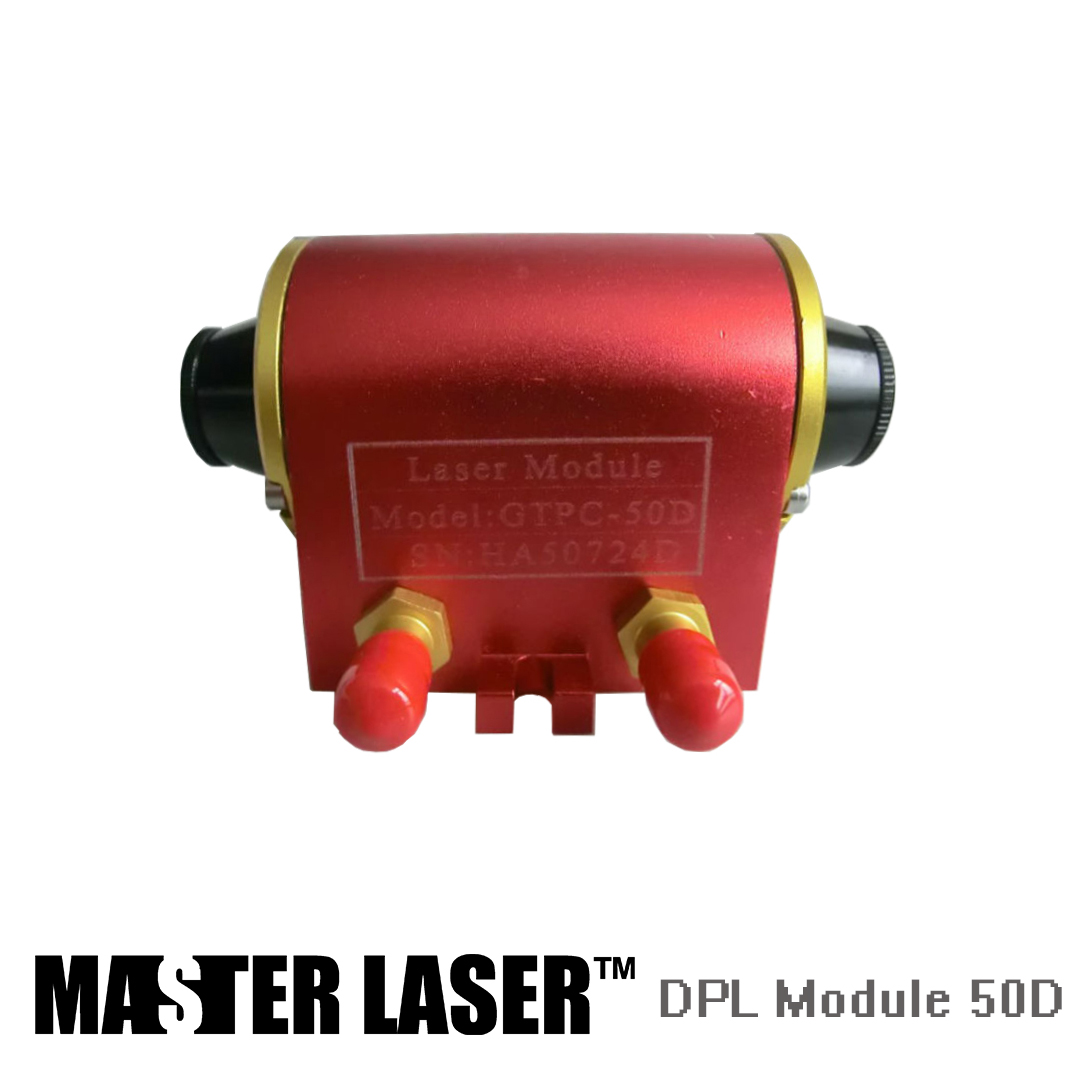 Discount Free Shipping Good Quality HIGH POWER GTPC-50D 50W Diode Pumped Laser Module