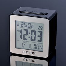 Calender Digital Alarm Clock Beep Alarm Clock Snooze&LED NightLight Table Clocks 12/24 HR Change Thermometer Weekdays Display