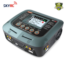 SkyRC Q200 1 to 4 intelligent Charger Discharger AC/DC Lipo Battery Balance Charger Discharger For RC Quadcopter Multirotor