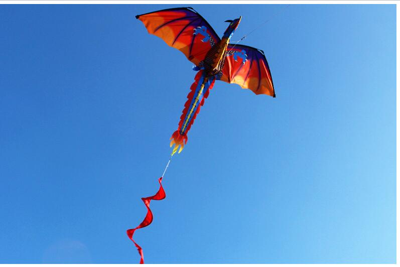 Hot-Creative-stereo-Dragon-Kite-With-Kite-Line-Outdoor-Sports-Kite-For-Children-and-Adults-Easy-To-Fly-High-Quality2017-2