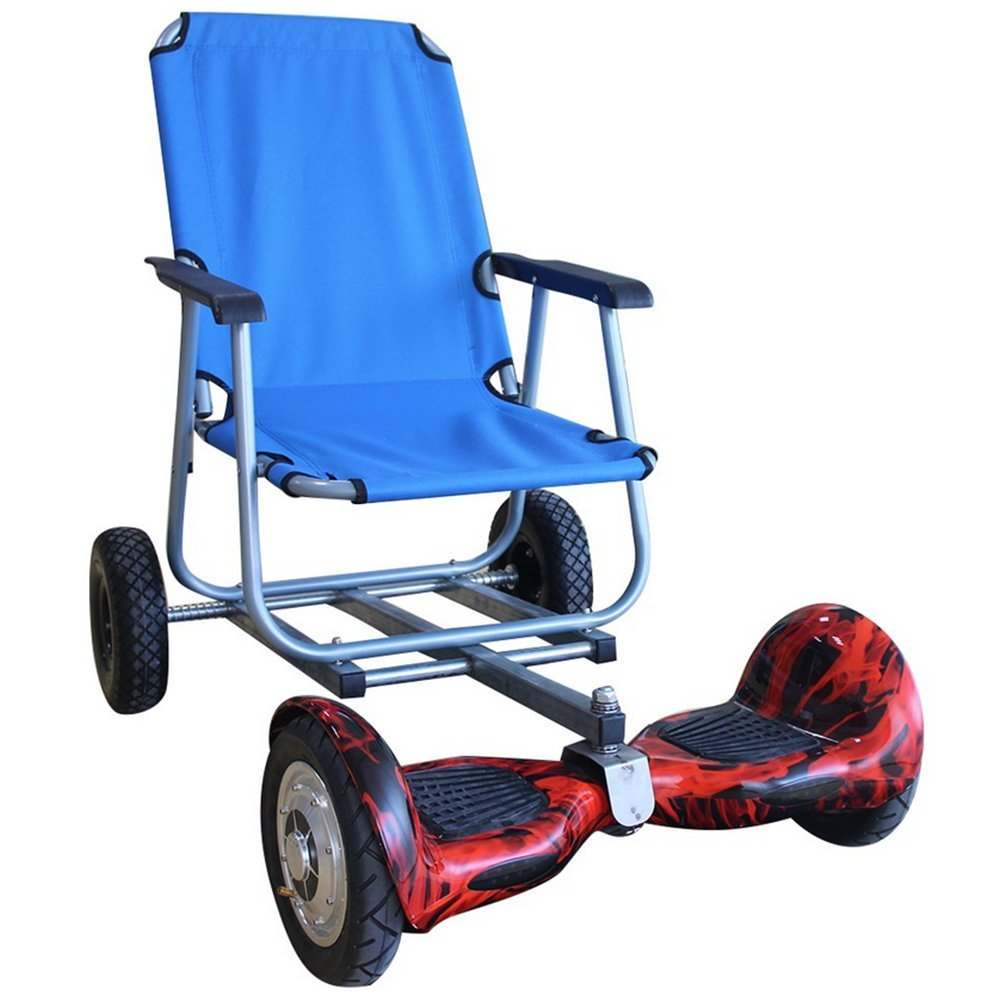 chair for 6.5 10 inch self balancing scooter hover board 2 Wheel skate(Not including scooter)85*57*18 cm hoverseat hoverkart