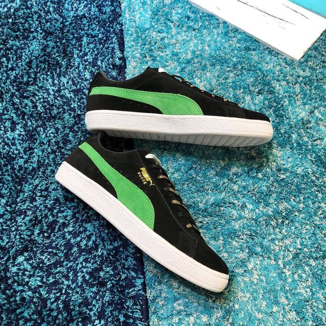 cd492f14e40 New Arrival PUMA XLARGE x PUMA Suede Men s and Women s Breathable Sneaker  Badminton Shoes Size36-44