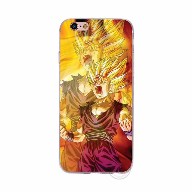 Cool Dragon Ball iPhone Case #2