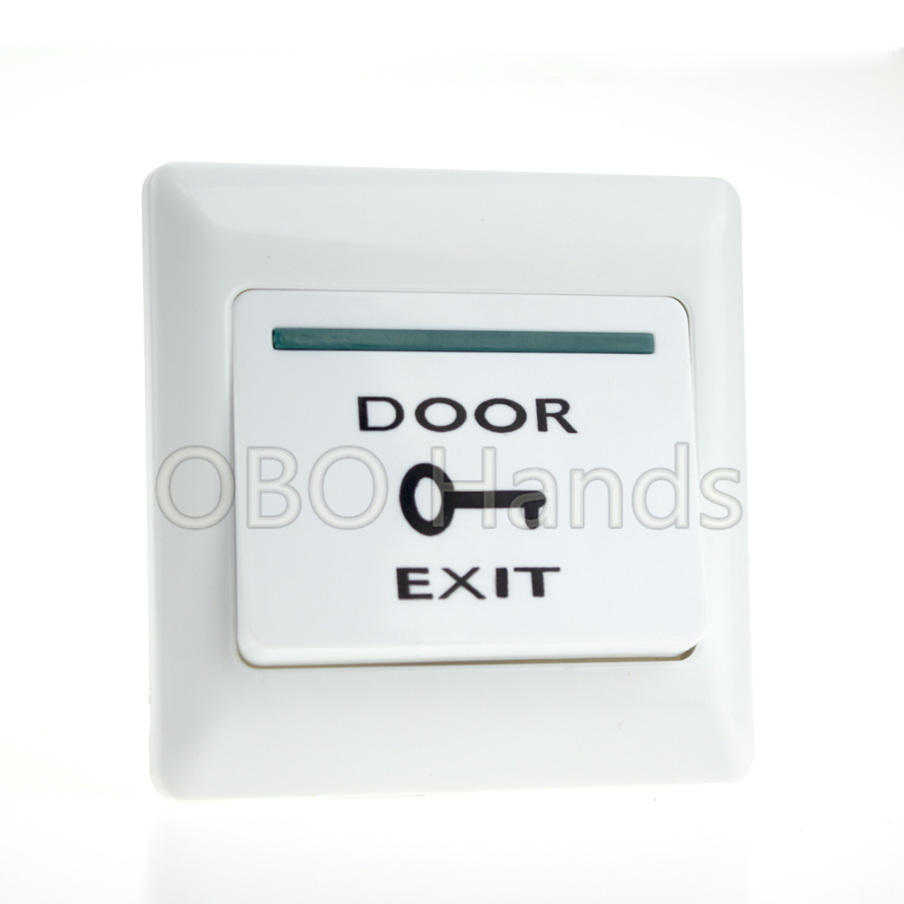 General Door Exit Button Switch for Access Control System Free Shipping exit