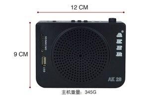 Image 4 - TRỢ AK28 loa không dây điều khiển từ xa cao Bộ khuếch đại công suất 16 W