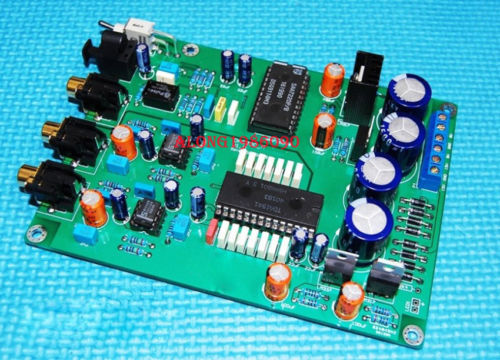 NEW Sep_store ZeroZone V1.0 Classical TDA1541 DAC Kit DIY цена и фото