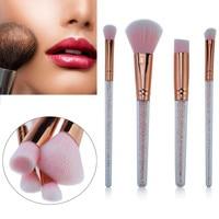 4PCS Makeup Brush Set Eye Shadow Applicator