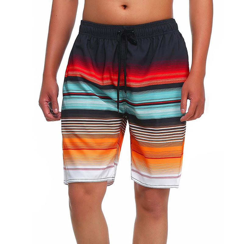 New Men's Quick-dry Surf   Board     Shorts   Swimwear Beach   Board     Shorts   Swimming Trunks Bermuda Masculina Beach Surfing   Short   Pants