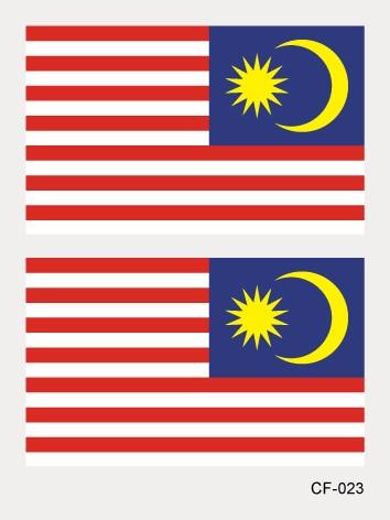 2018 asia flags tattoo sticker of koreaindiaindonesiasaudi arabiathailand singapore pakistan malaysia flag temporary tattoo in temporary tattoos from