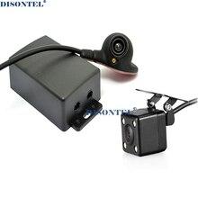 Два канала переключатель автомобильная стоянка камеры (видео автомобиля автоматический переключатель) для задней и передней или боковой камеры видео