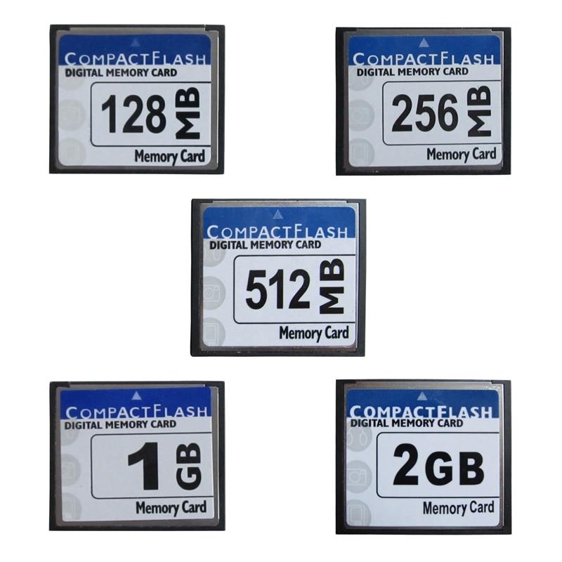 Real Capacity!!! 128MB 256MB 512MB 1GB 2GB 4GB CompactFlash Industrial CF Card Compact Flash Memory Card