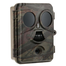 12MP HD Portable Wildlife Hunting Camera Trail Camera Digital Infrared Scouting Monitoring Camera 940nm IR LED Video Recorder