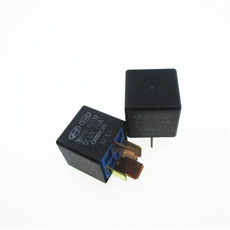 CARRO 12V relé 36860-4X000 DC12V 36860-4X000-12VDC 368604X000 12V 12VDC DC12V DIP4