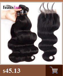 HTB11dgGXMFY.1VjSZFqq6ydbXXaJ Fashion Lady Pre-Colored Ombre Brazilian Hair 3 Bundles With Lace Closure 1B/ 99J Straight Weave Human Hair Bundle Pack Non-Remy