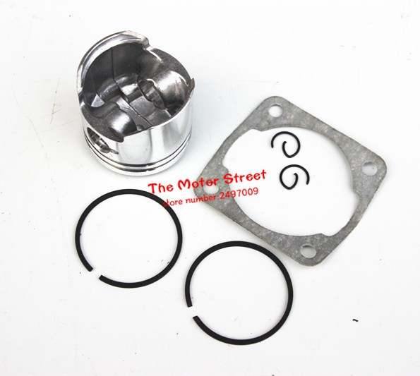 Online Shop 40 Mm Engine Cylinder Head With Piston Kit For 2 Stroke