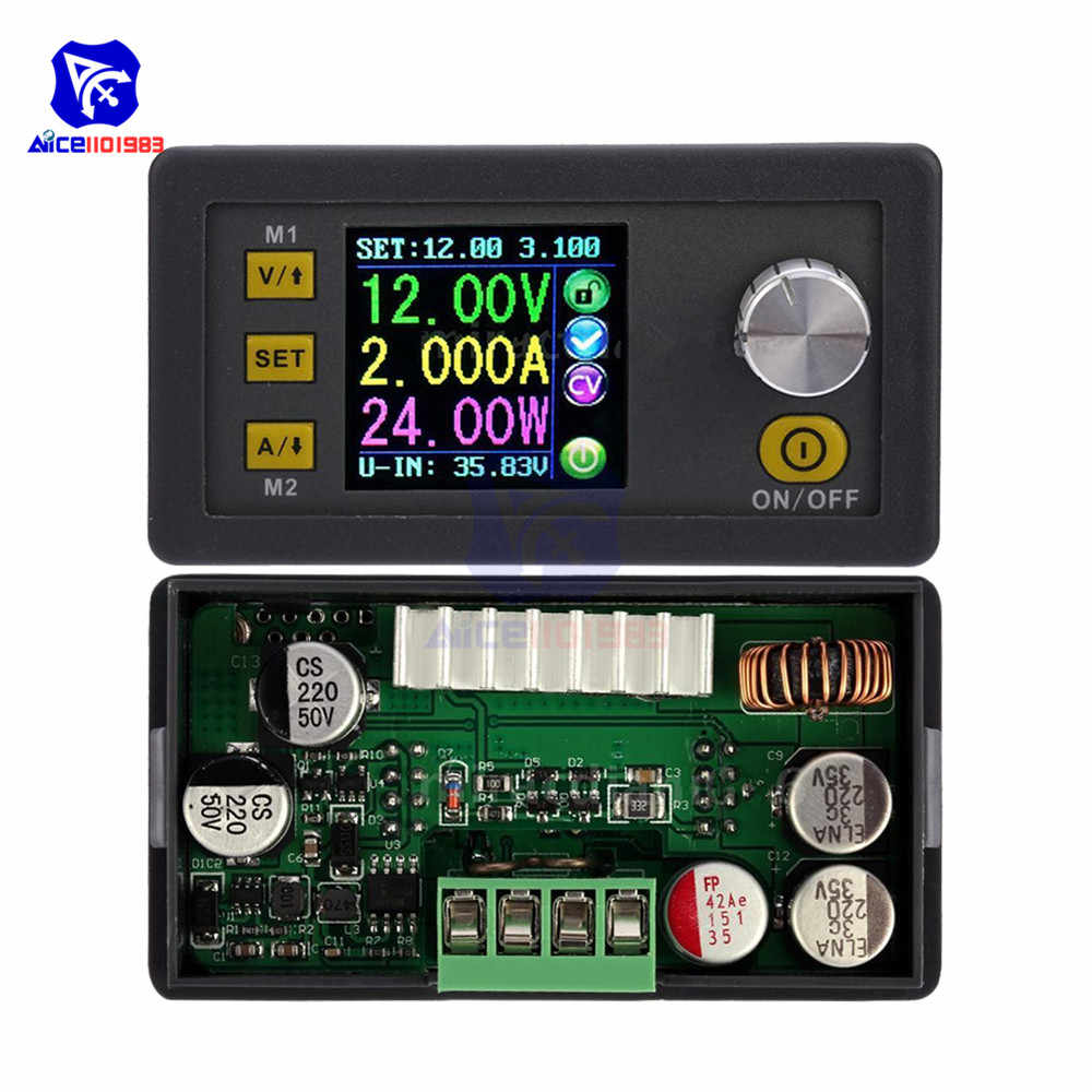 DP50V5A/DPS3005/DPS3003/DP20V2A Digitale Verstelbare Programmeerbare Step-Down Buck Converter Power Supply Module Met Lcd display