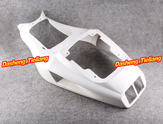 GZYF Motorcycle Upper Front Nose Fairing Cowl For Ducati 996 748 916 998 ABS Plastic Unpainted ABS Injection