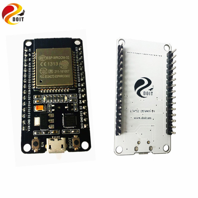 公式のdoit ESP32開発ボードwifi + bluetooth超低消費電力デュアルコアESP-32 ESP-32S esp 32類似ESP8266