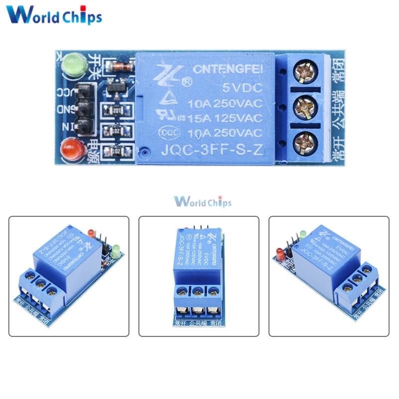 5 V 2 Kanal Relaiskarte Modul für Raspberry Pi ARM AVR DSP PIC