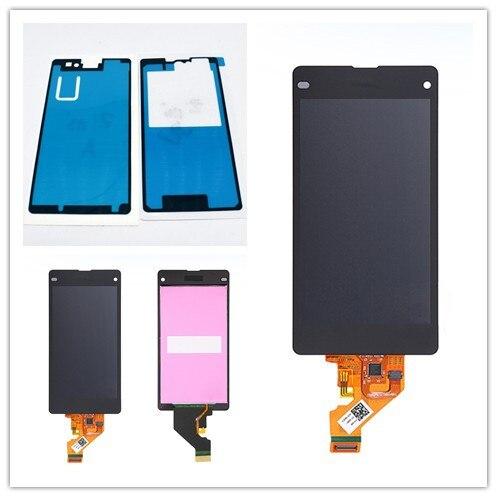 JIEYER Pour Sony Xperia Z1 Mini Compact D5503 M51W Écran lcd Avec Écran Tactile Digitizer Assemblée Remplacement