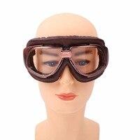 WoSporT Adultos Snowmobile gafas de Esquí Gafas Al Aire Libre Motocicleta Ciclismo gafas de Sol Gafas de Protección Transparente