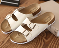 Hot Sale Lovers Casual Sandals Fashion Cork Slippers Summer Unisex Woman beach slippers flip slip-resistant trend of Sandals
